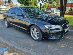 2011 Audi A6 with Audi History Hpi Clear