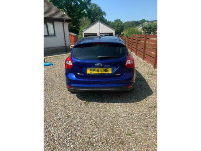 2014 Ford Focus 1Litre Eco Boost