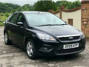 2009 Ford Focus 1.6 Petrol for Sale