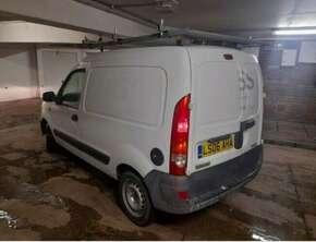 2006 Renault Kangoo, Panel Van, Manual, 1461 (cc)