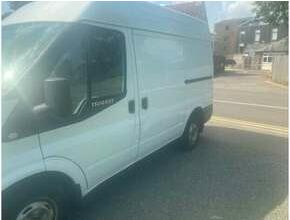2013 Ford Transit, Panel Van, Manual, 2198 (cc)