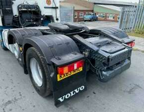 2013 Volvo FH 500 Euro 5 Midlift Tractor Unit