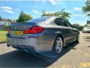 2011 BMW 5 Series M Sport