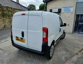 2015 Fiat Fiorino, Car Derived Van, Manual, 1248 (cc)