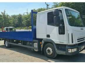 2007 Iveco Sleeper Cab Drop Side / Low Mileage / No Vat for Export