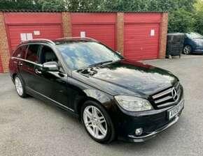2008 Mercedes-Benz C Class, Estate, 2148 (cc), 5 Doors