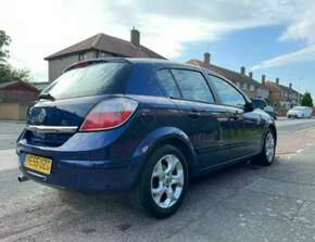 2005 Vauxhall Astra SXI 1.6 Twinport, Petrol ULEZ Free