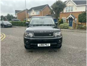 2010 Land Rover Range Rover Sport HSE auto HPI clear