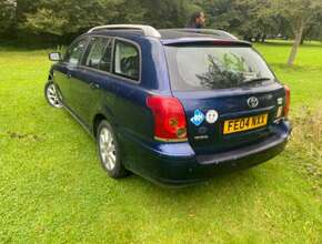 2004 Toyota Avensis T3 Very Good Condition