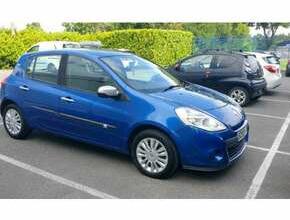 2009 Renault Clio i-Music - Electric Blue