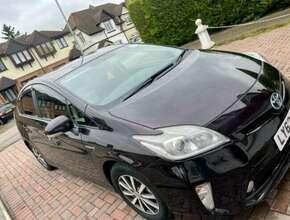2013 PCO Hybrid Toyota Prius, Long Mot, 2 Keys, Rev Camera