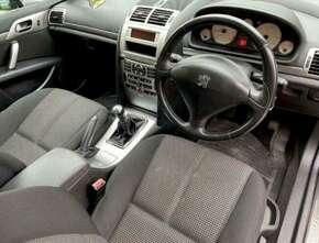 2007 Peugeot 407 SE 2.0 HDI 84k miles