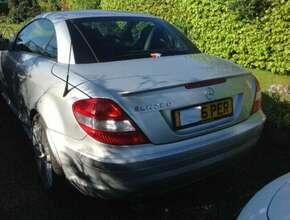 2006 Lovely Mercedes 280 SLK for Sale