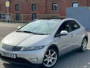 2009 Honda Civic 2.2D