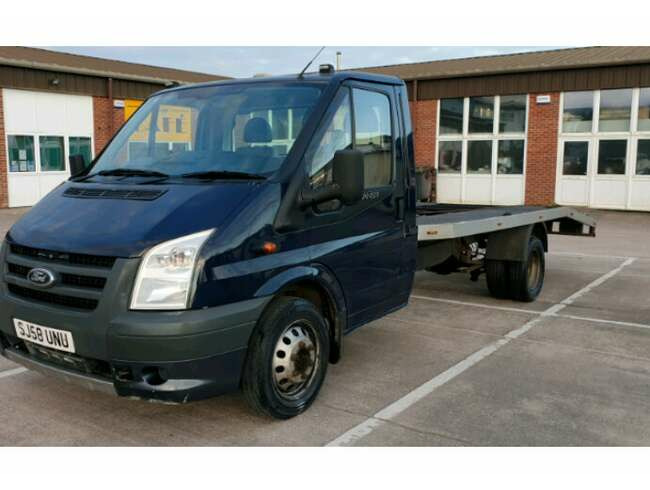 2008 Ford Transit 100 T350 LWB 3.5Tonne Recovery Truck