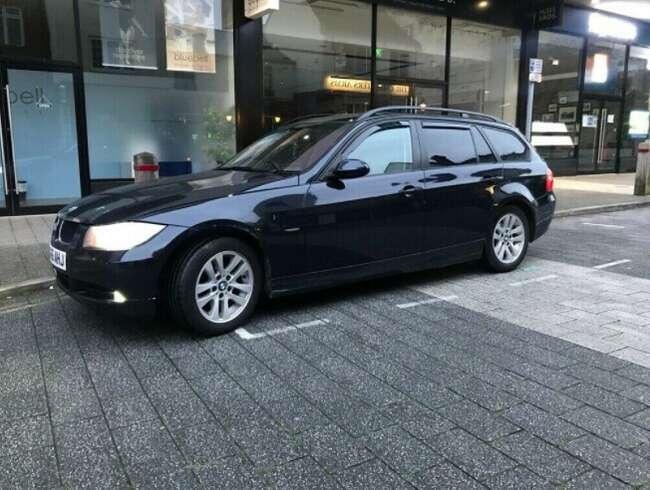 2007 BMW 3 Series, Estate, Manual, 1995 (cc), 5 Doors