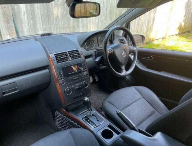 2006 Mercedes-Benz A Class, Hatchback, Semi-Auto, 1992 (cc), 5 Doors