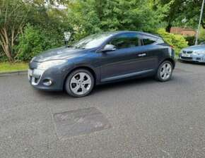 2010 Renault Megane Coupe Tomtom 1.5Dci Economy £30 Year Tax