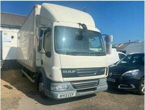2013 DAF Trucks, LF, 4462 (cc)