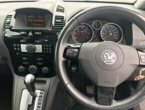 2008 Vauxhall Zafira 1.9