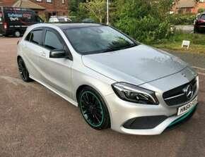 2016 Mercedes-Benz A220 Motosport Premium AMG Line Automatic D