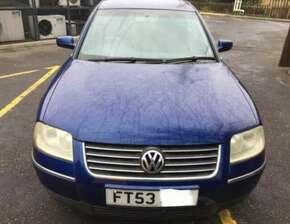 2004 Volkswagen Passat 1.9 Tdi
