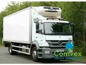 2012 Mercedes 1824 Thermoking S1000R Freezer