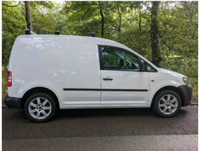 2011 Volkswagen Caddy, Ready to Go £4895Ono
