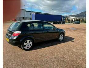 2007 Vauxhall Astra Automatic