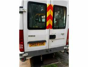 2003 Iveco Daily Mini Bus Spares or Repairs