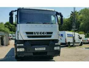 2012 Iveco Stralis 26 Ton Flat / Low Mileage / Free Contactless UK Delivery