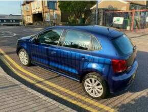 2010 Volkswagen Polo 1.6 5dr Diesel