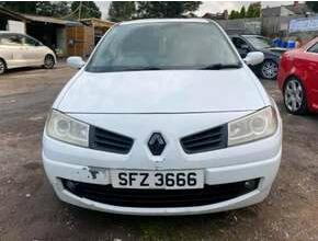 2007 Renault Megane 1.5 Dci - Mot - Drives Good