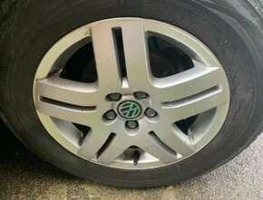 2003 Volkswagen, Golf, Hatchback, Manual, 1598 (cc), 5 Doors Spares or Repair