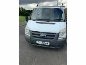 2012 Ford Transit SWB Panel Van, Manual, 2198 (cc)