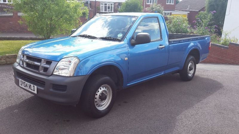 2004 Isuzu Rodeo TD 4x2 Single Cab Pick Up Truck ( ) image 1