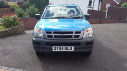 2004 Isuzu Rodeo TD 4x2 Single Cab Pick Up Truck ( ) image 2