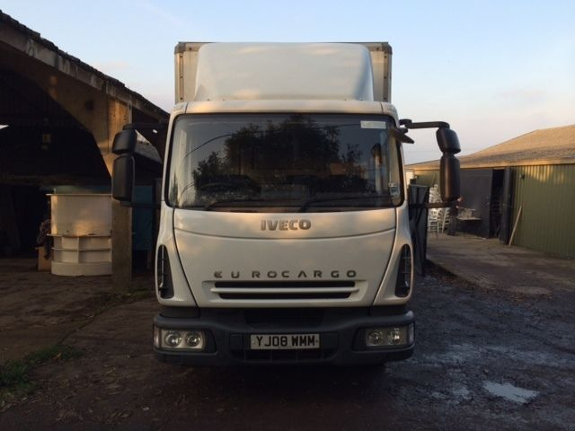 2008 Iveco Eurocargo for sale image 1
