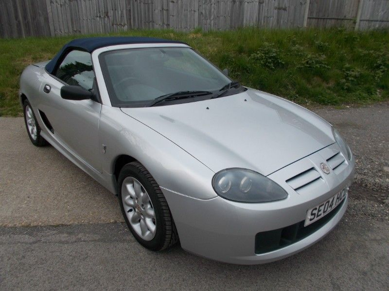 2004 MG TF 1.6 115 Convertible 2d image 1