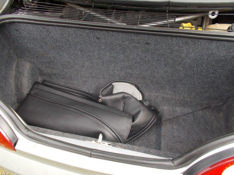 2004 MG TF 1.6 115 Convertible 2d image 6