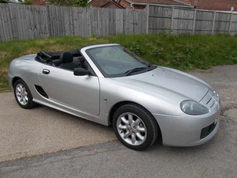 2004 MG TF 1.6 115 Convertible 2d image 7
