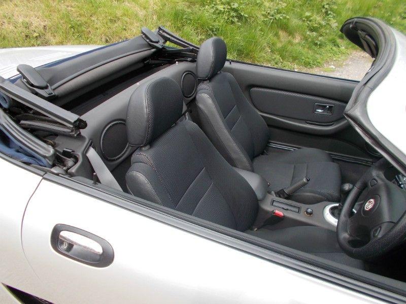 2004 MG TF 1.6 115 Convertible 2d image 8