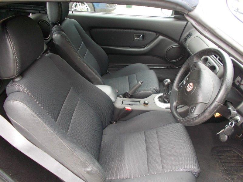 2004 MG TF 1.6 115 Convertible 2d image 9
