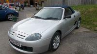 2004 MG TF 1.6 115 Convertible 2d image 3