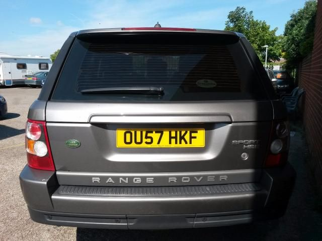 2007 LAND ROVER RANGE ROVER SPORT image 3