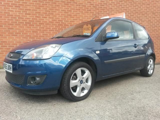 2006 FORD FIESTA 1.4 FREEDOM 16V 3d image 1