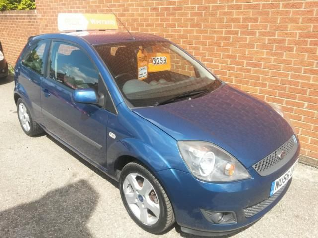 2006 FORD FIESTA 1.4 FREEDOM 16V 3d image 2