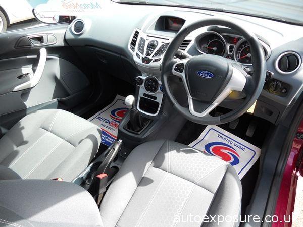 2009 Ford Fiesta 1.25 Zetec image 4