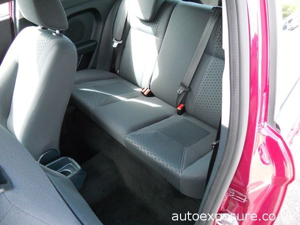 2009 Ford Fiesta 1.25 Zetec image 5
