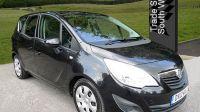 2012 Vauxhall Meriva 1.7 CDTi 16V